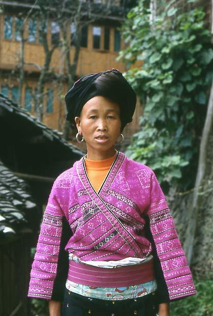 Pingan Woman