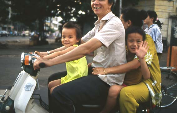 Evening Cruising
