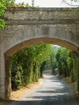 trevallon_route